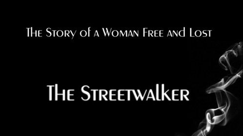 Poster for The Streetwalker.