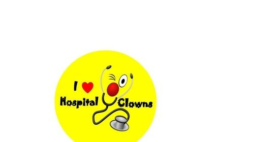 The Little Theatre's Hospital Clown troupe is the first and only one in India! Fun badges for supporters of the programme