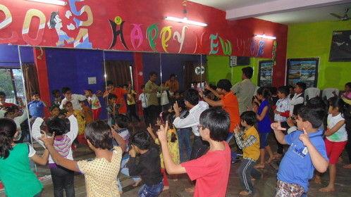 THIRKAN DANCE ACADEMY (SUMMER CAMP)
