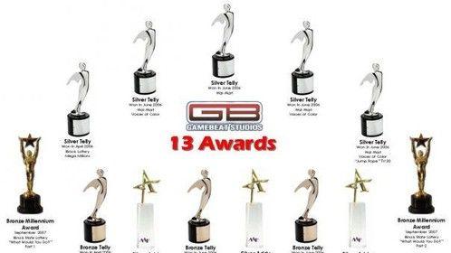 Darryl Duncan - Awards