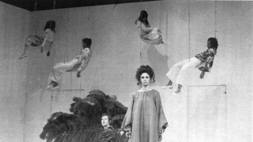 A Midsummer Night's Dream, directed by Peter Brook