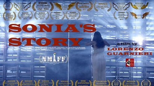 SONIA's STORY at NMIFF 2015 in Mumbai India with the Italian Embassy Cultural Centre !!
