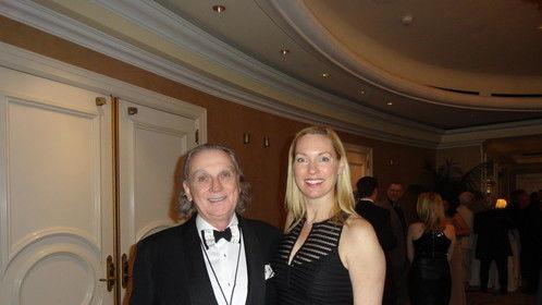Lisa Gold, Philip Sedgwick, Beverly Hills Film Festival, 2015