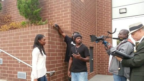 """Behind the scenes """"Streetball: Game Over"""" sizzle reel"""