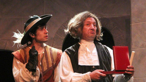 d'Arty & the Duke (The Three Musketeers)