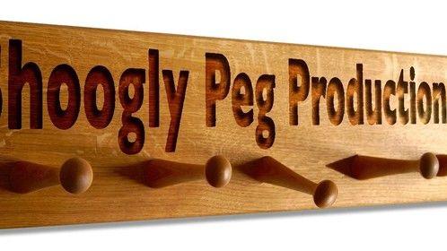 Logo: Shoogly Peg Productions