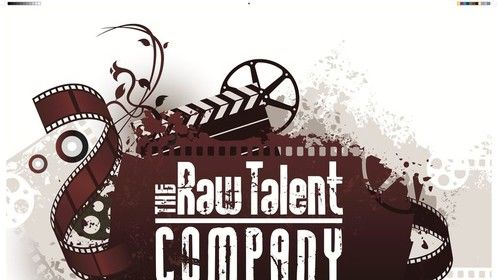 Banner: The Raw Talent Company