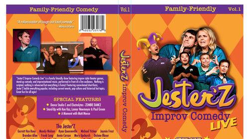 Jester'z Cover