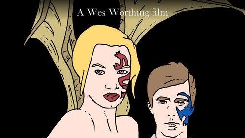 Poster design for short film.