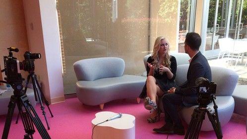 Avant Garde Magazine Fashion Interview