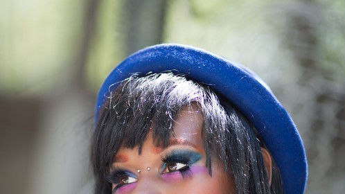 Editorial MadHatter - Magical Photo Shoot Model: Vanessa