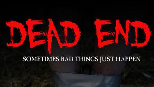 DEAD END - Short Film Poster