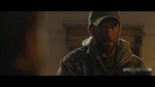 "This is Mike: A former oil rigger turned gold miner. He is the new kid to the mining camp. He has his eyes set on getting gold however he can... Film: ""The Bear"""
