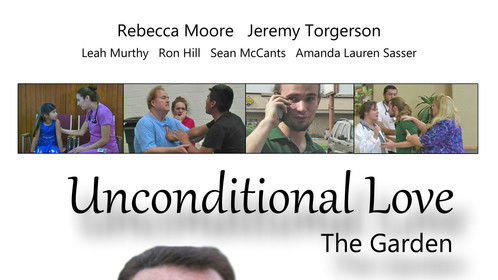 The poster for episode 01 of Unconditional Love - The Garden