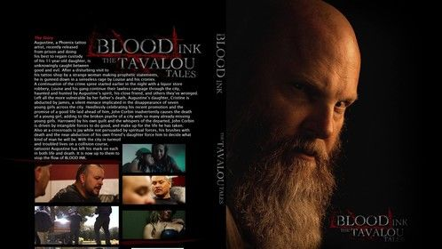"""""""Blood Ink"""" now on sale. For every copy sold with my photo on it, I get a few dollar kick back. Thank-you for your support. """"Blood Ink"""" won """"Best Feature"""" at Jerome FF."""