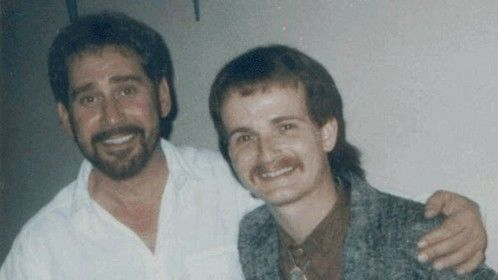 Earl Thomas Conley and Michael Heavner