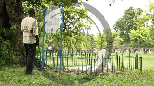 Grave of an Indian indentured worker, Jamaica From Dreadocks Story