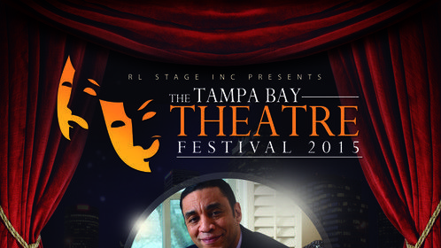 Tampa Bay Theatre Festival Sept 4th - Sept 6th.