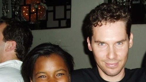 Me and Bryan Singer.