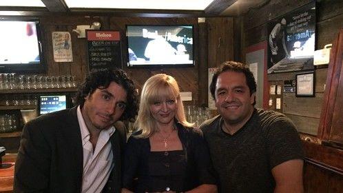 S32 June 2015 New York Meetup with Joe Gowalis, Writer, Producer, Director, Actor Around Every Corner (2015)