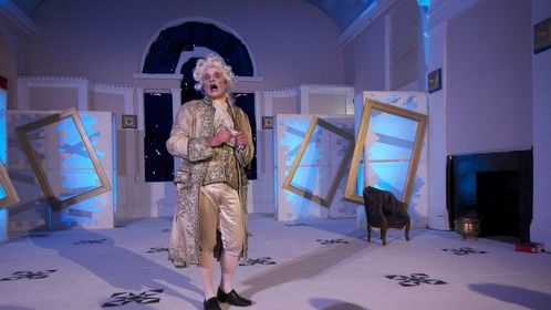 Groundlings Theatre in Portsmouth was built in 1784....