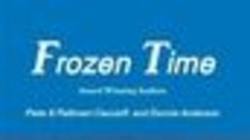 Frozen time is a thrilling, exciting fantasy. It is about a young kid who discovered an ancient artifact with his father while out on the digs. He found an Orb, and realizes that it stops time. he tells no one. At first he uses it to help people, then as he matures and grows up he becomes overwhelmed with it and uses it to benefit his life and his whole life changes.