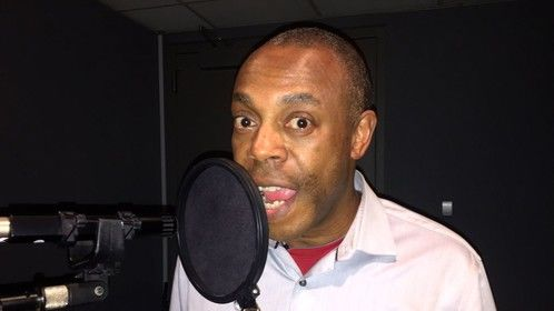 Michael Winslow popped in to do ADR