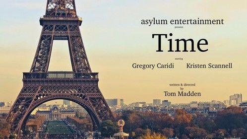 "Asylum Entertainment presents, ""Time."""