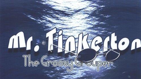Mr. Tinkerton the Groovy Grouper animated Logo
