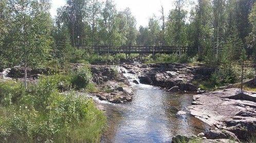 Storforsen, Sweden
