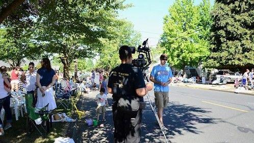 Hillsboro Oregon Parade