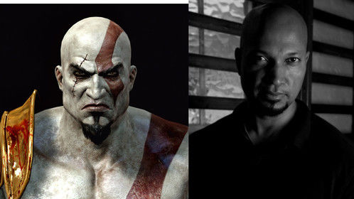 MY NEXT EPIC ROLE     KRATOS ,THE GOD OF WAR!!!