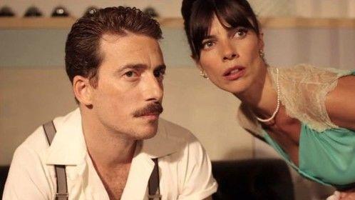 """Llueven Vacas Fiction based in the play """"Llueven Vacas"""" (written by Carlos Be)  http://cargocollective.com/muguerza/Llueven-Vacas  Cast: Maribel VerdÃ"""