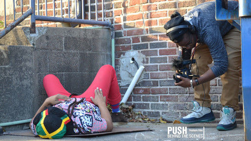 #SetLife #PUSHthemovie ©2015 - PUSH the Movie Exec Prod by: Marcus Collins Photo credit: Di Thomas Director: Tery Wilson