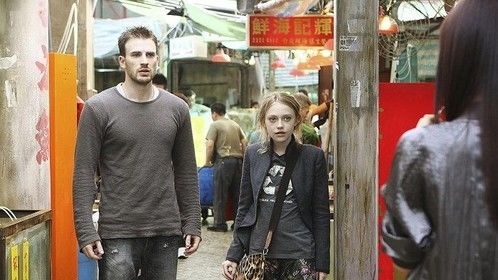 Push (2009)  Dir: Paul McGuigan Stars: Camilla Belle, Dakota Fanning, Chris Evans, Colin Ford  Two young Americans with special abilities must race in order to find a girl in Hong Kong before a government organization finds the girl first.  Watch it here: http://www.primewire.ag/watch-21-Push-online-free