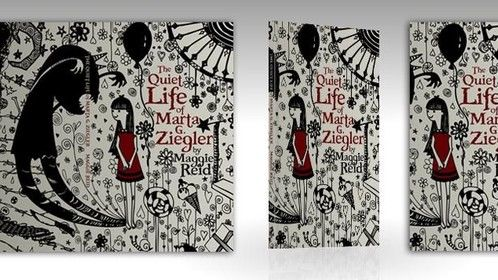 """"""" The Quiet Life of Marta G Ziegler """" nominated for The Peoples ' book Prize london 2014."""