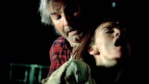 Wolf Creek (2008)  Dir: Greg Mclean Stars: John Jarratt  The outback becomes a place of horror as another tourist becomes the prey for serial-killing pig shooter Mick Taylor.  Watch it here: http://www.watchfree.to/watch-29e56e-Wolf-Creek-2-movie-online-free-putlocker.html