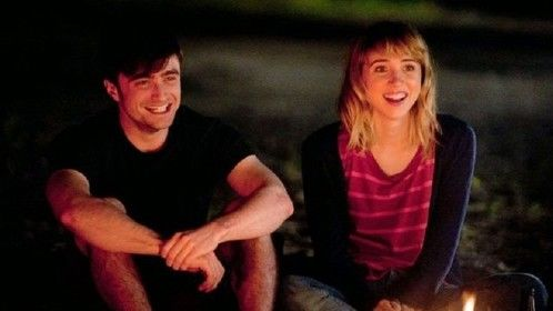 What If  Dir: Michael Dowse Stars: Megan Park, Zoe Kazan, Daniel Radcliffe  Wallice is burned out from his failed relationships, creates a bond with Chantry, who lives with her longtime boyfriend.  The two finds out what would happen if your best friend is also the love of your life.  Watch it here: http://www.watchfree.to/watch-29fa3f-What-If-movie-online-free-putlocker.html