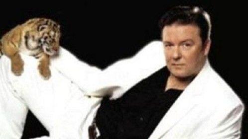 Ricky Gervais Live: Animals (2003) Dir: Dominic Brigstocke Stars: Ricky Gervais, Stirling Gallacher  â