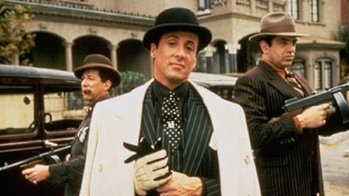 Oscar (1991) Dir: John Landis Stars: Sylvester Stallone, Ornella Muti, Peter Riegert  Snaps, made a promise to his father on his deathbed that would leave the world of crime and become an honest businessman. Snaps want to stick to his promise, but he is faced with various problems.  Watch the movie here: http://www.primewire.ag/watch-3162-Oscar-online-free