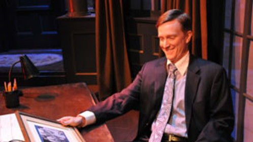 As Tony Wendice in DIAL M FOR MURDER (Sierra Repertory Theatre)