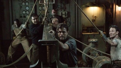 Great shot from The Finest Hours looking forward to the premiere in early November 2015.