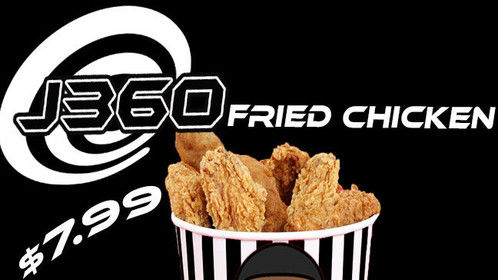 A Parody for KFC, and Church's chicken made by me.