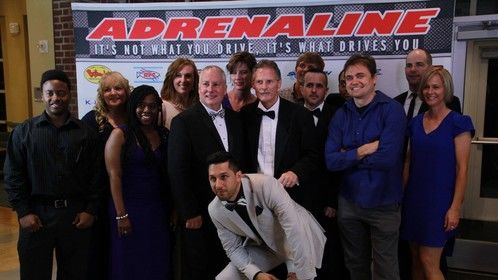 """Awesome crew and cast for the movie """"Adrenaline."""""""