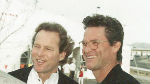 Mark Stouffer & Kurt Russell - Tuscon, Arizona screening