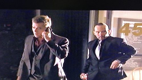 """Feature Film """"Pawn"""" as Arkady  Ray Liotta's  bodyguard."""