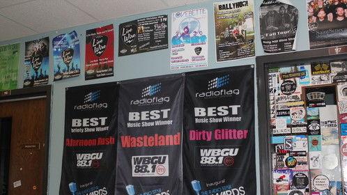 BGSU has best radio shows
