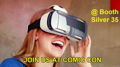 Virtual Drive In Is Here!  at Salt Lake Comic Con