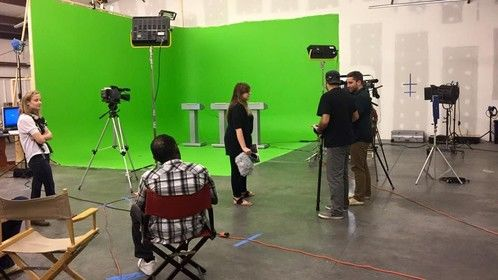 Green screen #uptone pictures #CMD