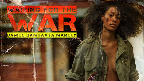 """i was the photographer and co-designer on the cover art for: Daniel Bambaata Marley """"Waiting for the War"""" @bambaatamarley @wwwframe12â"""